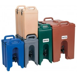 Warme drankencontainers LCD